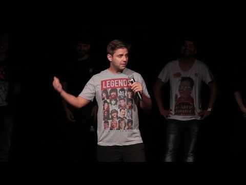 Desafio Comédia Ao Vivo - Michel Temer - Stand Up Comedy