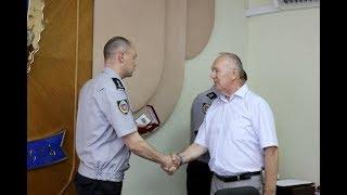 Ректор привітав та вручив працівникам вишу, курсантам і студентам нагороди