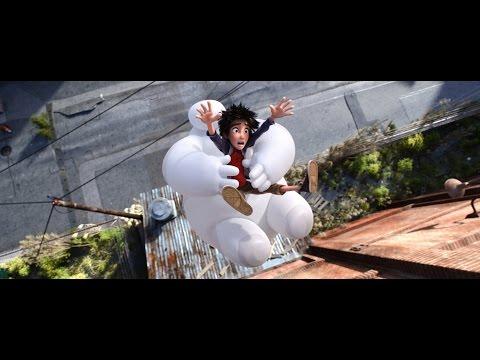 Big Hero 6 Trailer - 영어 원어민들이 자주 쓰는 영어