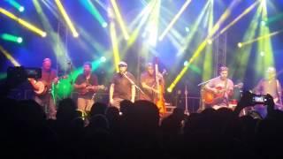 Greensky Bluegrass Live 9-18-2016 New England Festy Festival Canton MA