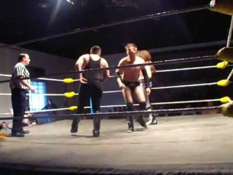 BDW Tag Team Match 5/5/13