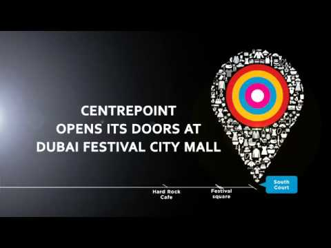 CentrePoint at Dubai Festival City!!