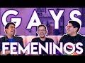GAYS FEMENINOS ft PEPE Y TEO PAM SASHAA DRAG QUEEN