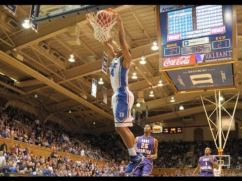 Top Plays- Duke 83, ECU 74