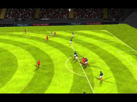 FIFA 14 Android - España VS Francia