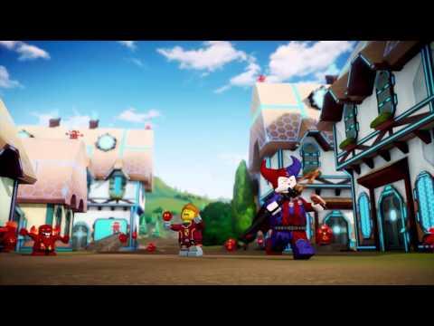 LEGO NEXO KNIGHTS - webizoda 2 - Jestro zlý.. Veľmi veľmi zlý!