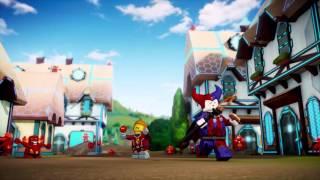 LEGO® NEXO KNIGHTS™ - webizoda 2 - Jestro zloun.. Velký velký zloun!