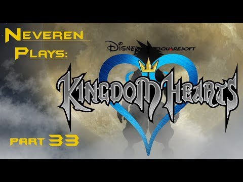 Let's Play/Stream Kingdom Hearts [BLIND] (Part 33) | The belly of the Beast