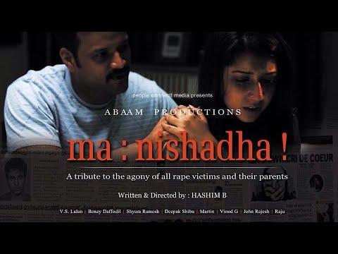 Ma Nishadha - Malayalam Version. Child rape in India!
