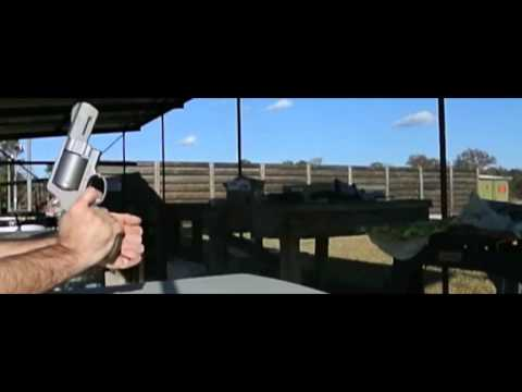Shooting the Smith & Wesson 460 XVR - recoil!
