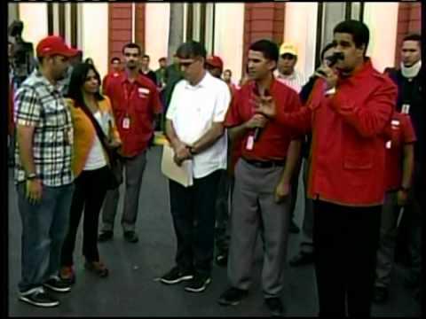 Maduro: Inició proceso administrativo para sacar a CNN de Venezuela