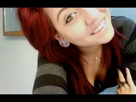 dying your hair red without bleach youtube