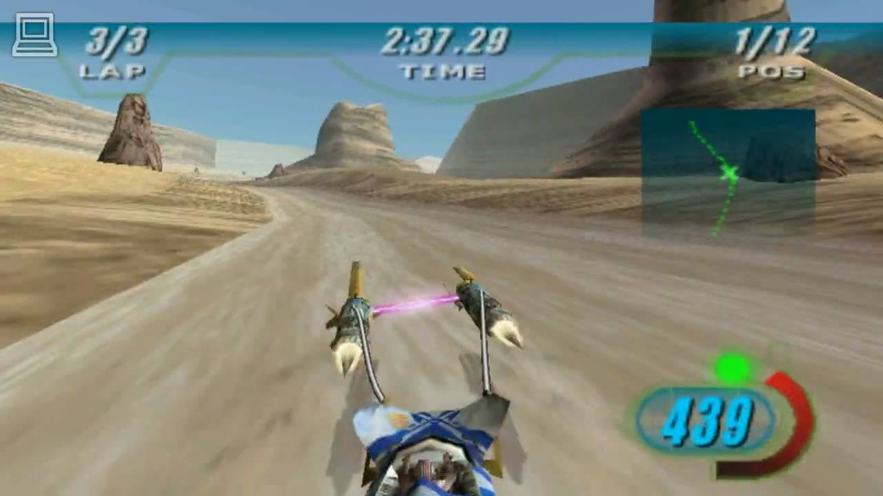Star Wars Episode 1 Racer Pc