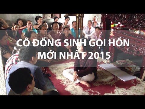 #6 Cô Đồng Sinh gọi hồn mới nhất 2015: Chết vẫn muốn ngủ với vợ