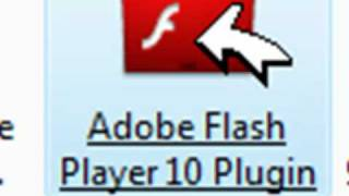 COMO DESINSTALAR ADOBE FLASH PLAYER ATUAL 2010