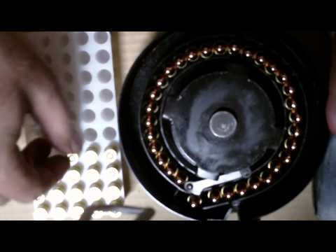 How to load a Suomi Kp31 (or PPSh) drum magazine