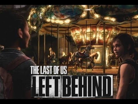 Left Behind (TLoU)#6 Ellie x 300 Caras = Fofinha Wins!!