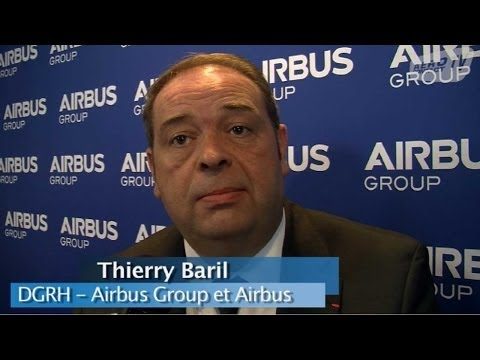 Airbus Group : Le plan de restructuration expliqué par Thierry Baril