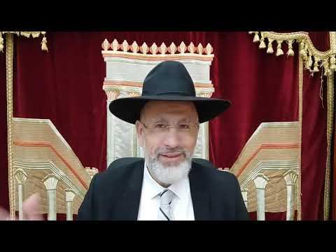 Parashat Lekh Lekha Nettoyer les erreurs des autres Léïlouy nichmat de Mordehaï et Esther Béchouchan Habira zal