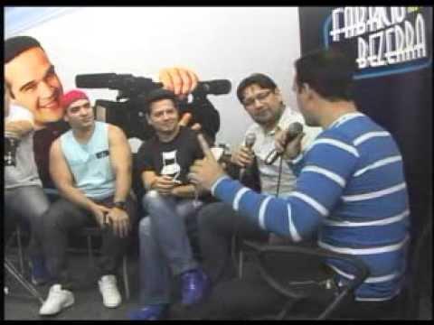 FABRÍCIO BEZERRA NA TV - BANDA FRUTA QUENTE