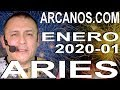 Video Horóscopo Semanal ARIES  del 29 Diciembre 2019 al 4 Enero 2020 (Semana 2019-53) (Lectura del Tarot)