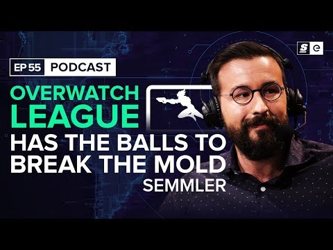 Semmler on making the jump to Overwatch League, tearing up over the CS:GO community's farewell video