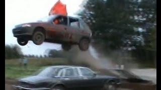 Peugeot 106 big jump