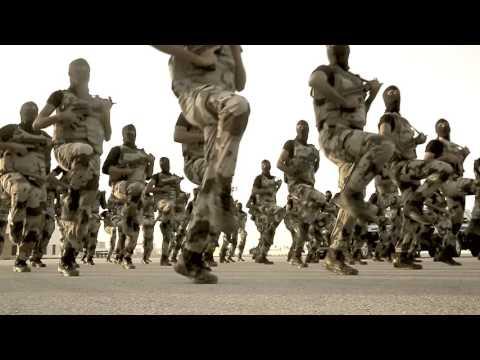 الكليب الوطني [ لـوحة فخـر ] | بمشاركة قوات الطوارئ الخاصة