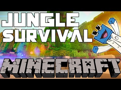 Minecraft: Jungle Survival Co Op: Ep6