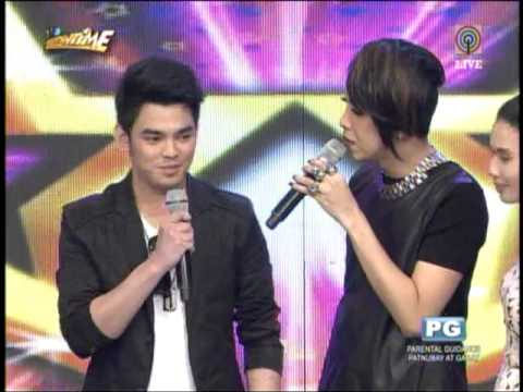 'Richard Gutierrez,' Anne Curtis reunite on 'Showtime'