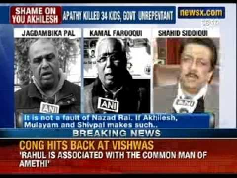 Uttar Pradesh ministers rationalises Muzaffarnagar deaths - NewsX