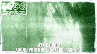 Ghost Caught on Tape Proof is Evidence of Human Spirit in Haunted House
