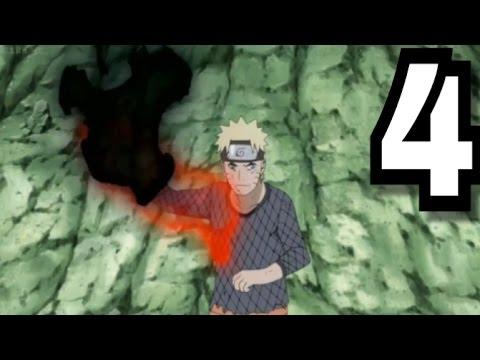 Naruto Vs Sasuke Shippuden Final Full fight Part 4 scene Hd