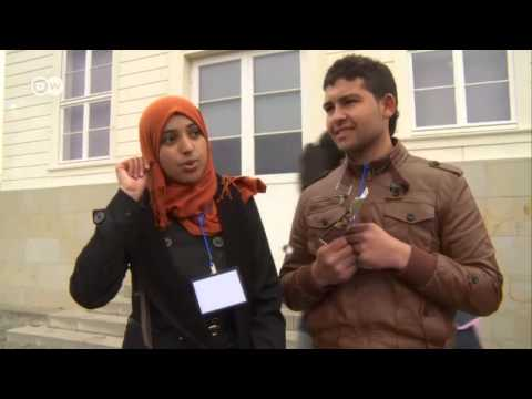 Hanover with Tourists from Tunisia | Discover Germany