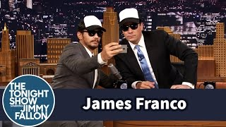 Selfie Tricks with James Franco