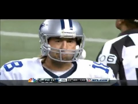 Cowboys vs Eagles  Typical Cowboys ending Kyle Orton why ? Kasreaction Eagles cowboys