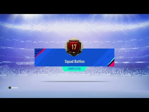 TOP100 SQUAD BATTLES REWARDS!! 17TH IN THE WORLD!! FIFA 19 ULTIMATE TEAM