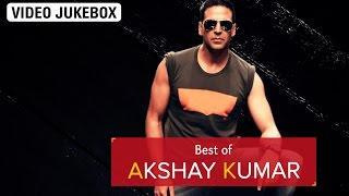 Akshay Kumar Best Video Songs Jukebox