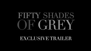 Fifty Shades Of Grey Official Teaser Trailer (HD)