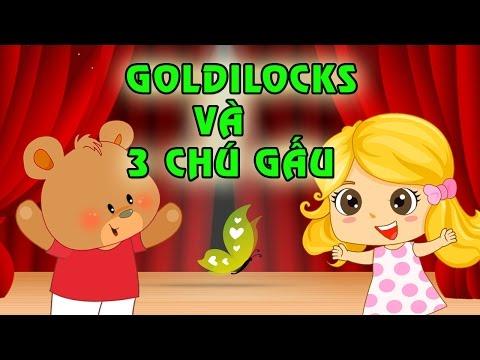 Truyện Cổ Tích - Goldilock Và Ba Chú Gấu [HD 1080p]
