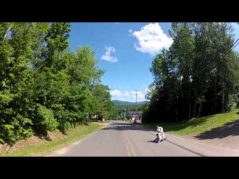 Raw Practice run with Brian Bishop and Scott Imbrie in Windham New York