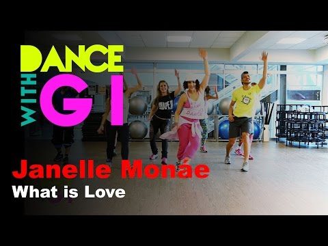 Dance With Gi | What Is Love (Rio 2) -  Janelle Monáe - Using mobile? go to: gisellekhoury.zumba.com