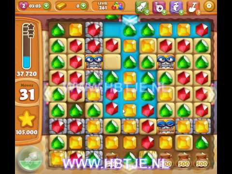 Diamond Digger Saga level 261