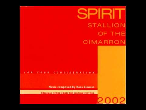 Canyon Chase – Spirit Stallion Of The Cimarron – Hans Zimmer