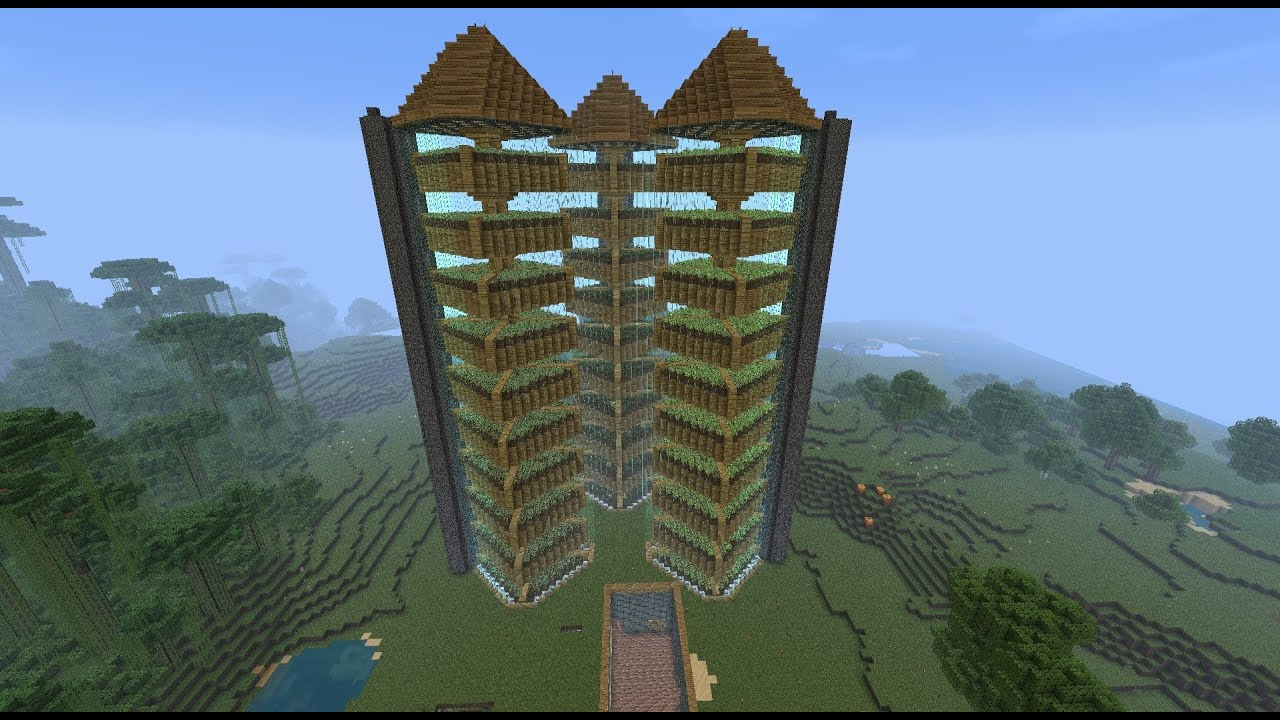 How To Build A Carrot Farm In Minecraft