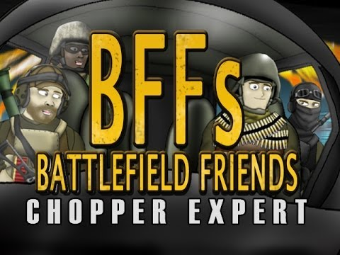 Battlefield Friends Chopper Expert