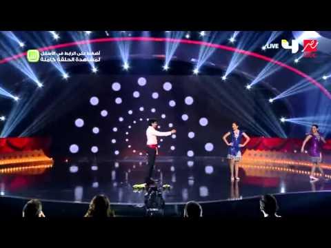 Arabs Got Talent - النصف نهائيات - ندير عمار