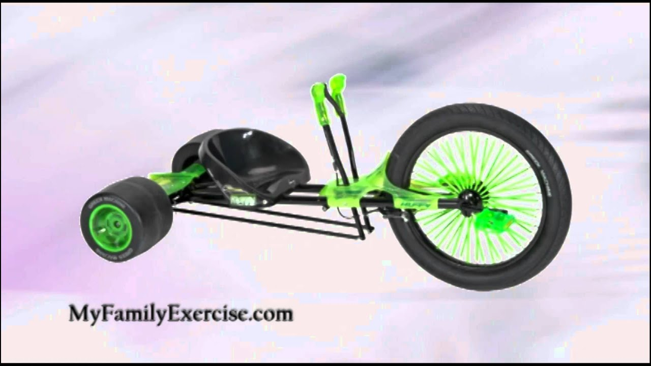 Huffy Green Machine Review - YouTube