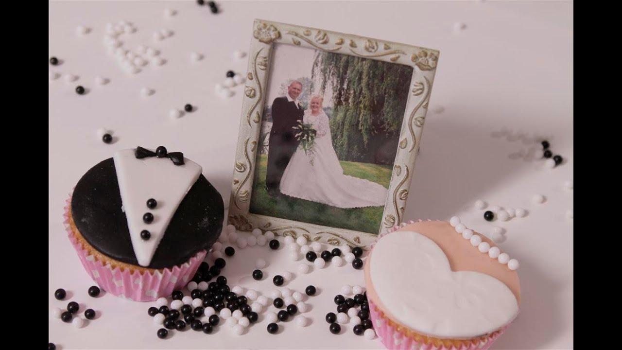 Cupcakes versieren voor een bruiloft wedding cupcakes youtube - Hoe om te versieren haar eetkamer ...