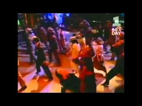Michael Jackson dance part from Bad, Beat it, Smoo